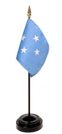Mini Micronesia Flag for sale