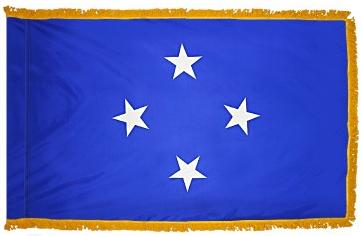 Micronesia Indoor Flag for sale