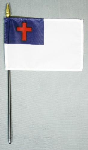 Miniature Christian Flags for sale