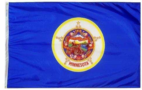 Minnesota Flag For Sale - Commercial Grade Outdoor Flag - Made in USA