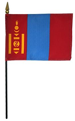 Mini Mongolia Flag for sale