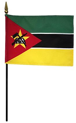 Mini Mozambique Flag for sale
