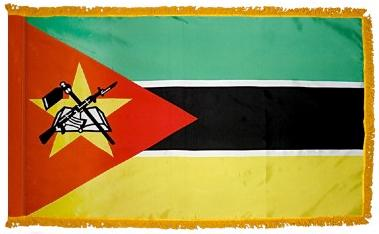 Mozambique Indoor Flag for sale