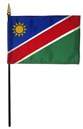 Mini Namibia Flag for sale