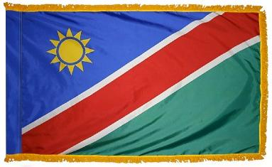 Namibia Indoor Flag for sale
