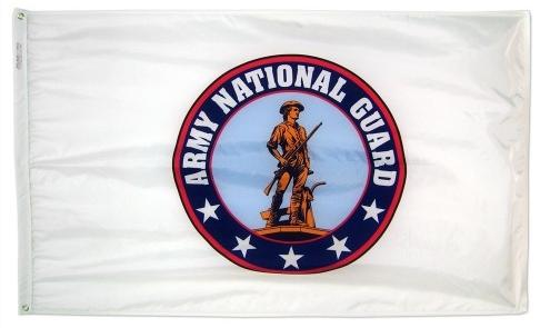 army national guard outdoor flag - made in usa - flagman of america