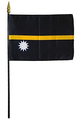 Mini Nauru Flag for sale