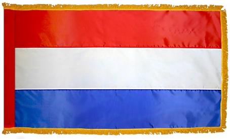 Netherlands Indoor Flag for sale