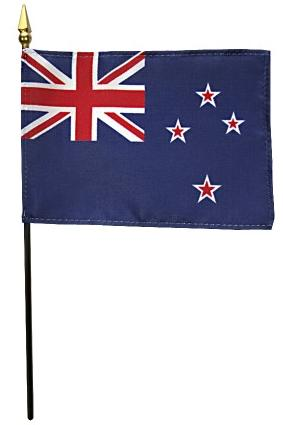 Mini New Zealand Flag for sale