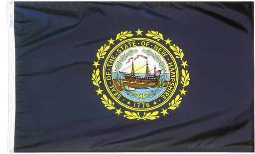New Hampshire Flag For Sale - Commercial Grade Outdoor Flag - Made in USA