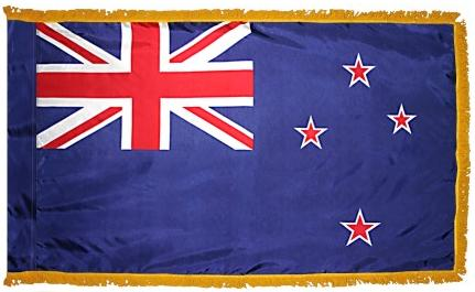 New Zealand Indoor Flag for sale