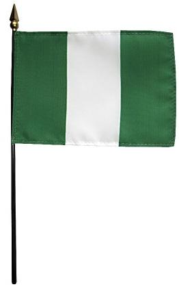 Mini Nigeria Flag for sale