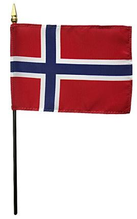 Mini Norway Flag for sale