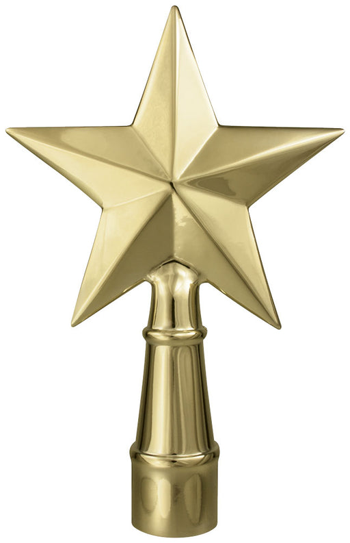 Texas Star | Brass Plated