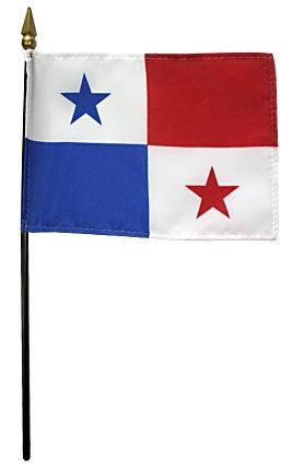 Mini Panama Flag for sale