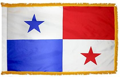 Panama Indoor Flag for sale