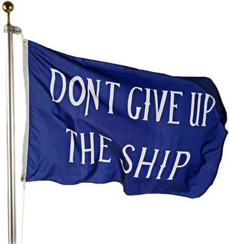 Commodore Perry Flag for sale