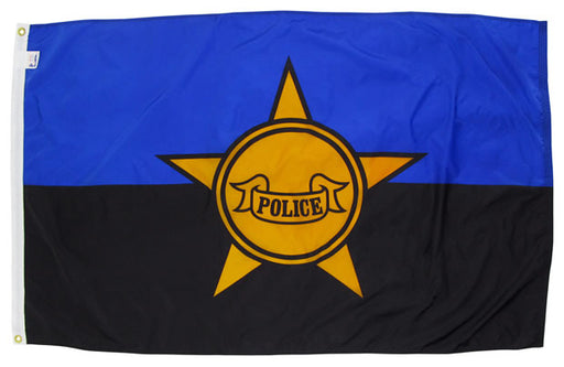 Police Remembrance Flag for Sale - Made in USA - Flagman of America