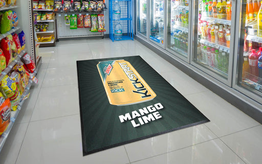 Custom Promotional Indoor Floor Mat