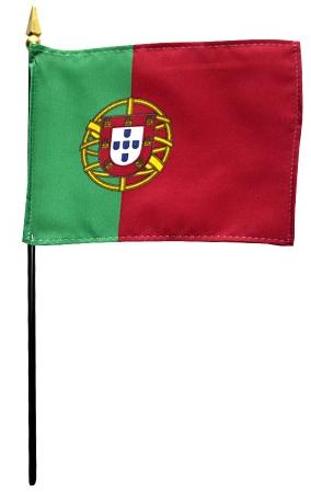 Mini Portugal Flag for sale