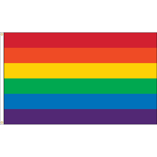 Rainbow Flag for sale - rainbow flags - pride flags for sale - gay pride flags for sale - gay flags for sale