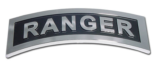 Army Ranger Car Emblem - Commercial Grade