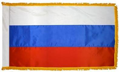 Russia Indoor Flag for sale