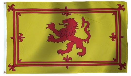 Scotland Lion outdoor flag for sale