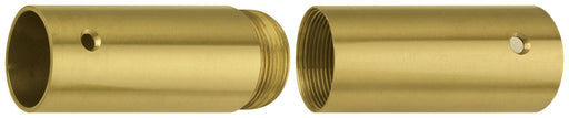 Brass Screw Joint for Wood Flagpoles