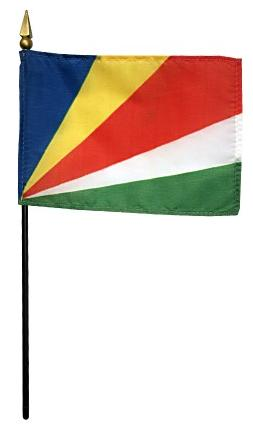 Mini Seychelles Flag for sale