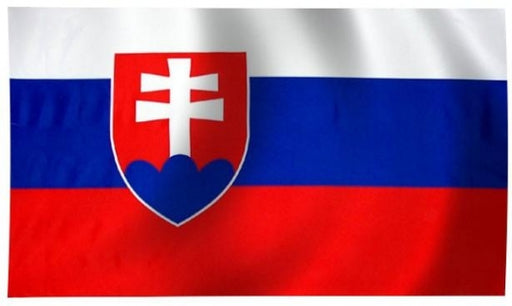 Slovakia Indoor Flag for sale