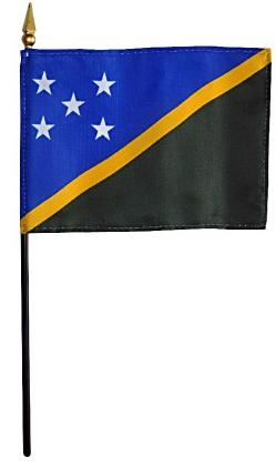 Mini Solomon Islands Flag for sale