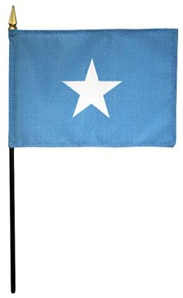 Mini Somalia Flag for sale