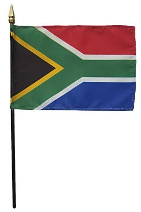 Mini South Africa Flag for sale