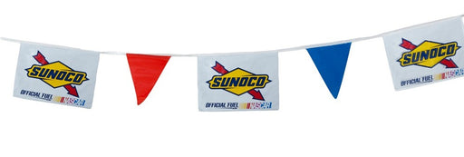 Sunoco Fuel of Nascar Pennant String