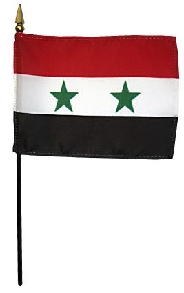 Mini Syria Flag for sale