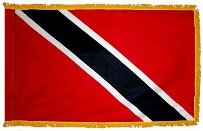 Trinidad &Tobago Indoor Flag for sale