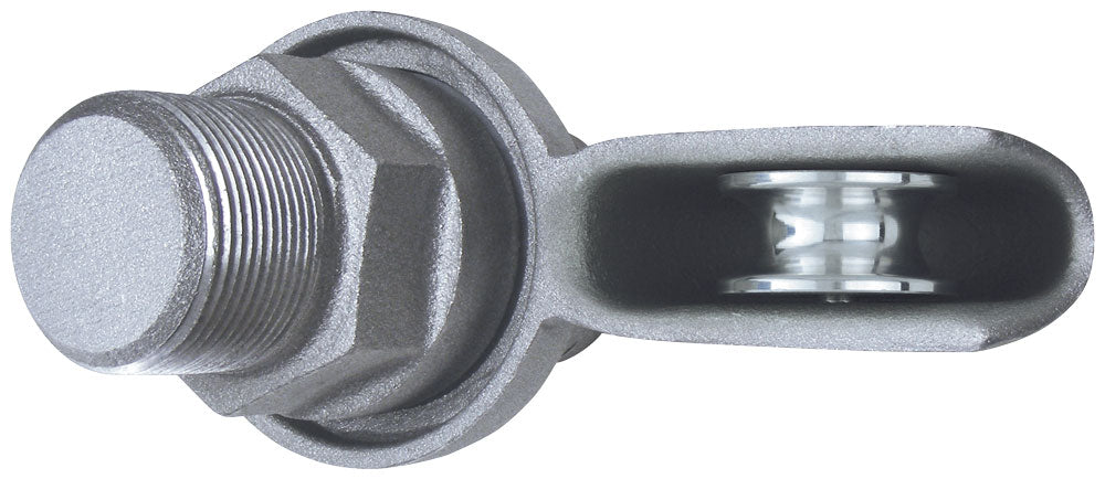 Revolving Threaded Single Pulley Truck Top