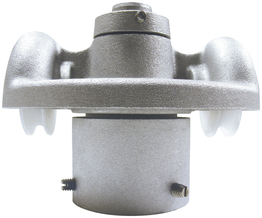 Revolving Cap Style Double Pulley Truck Top