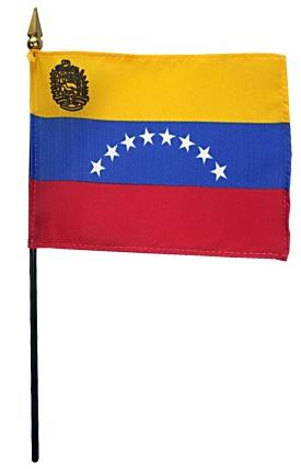 Mini Venezuela Flag for sale
