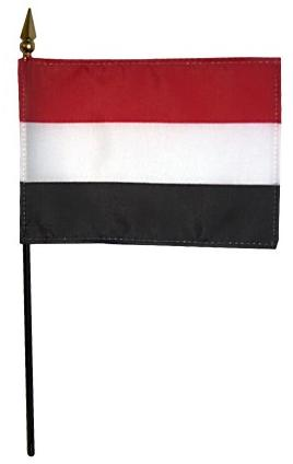 Mini Yemen Flag for sale