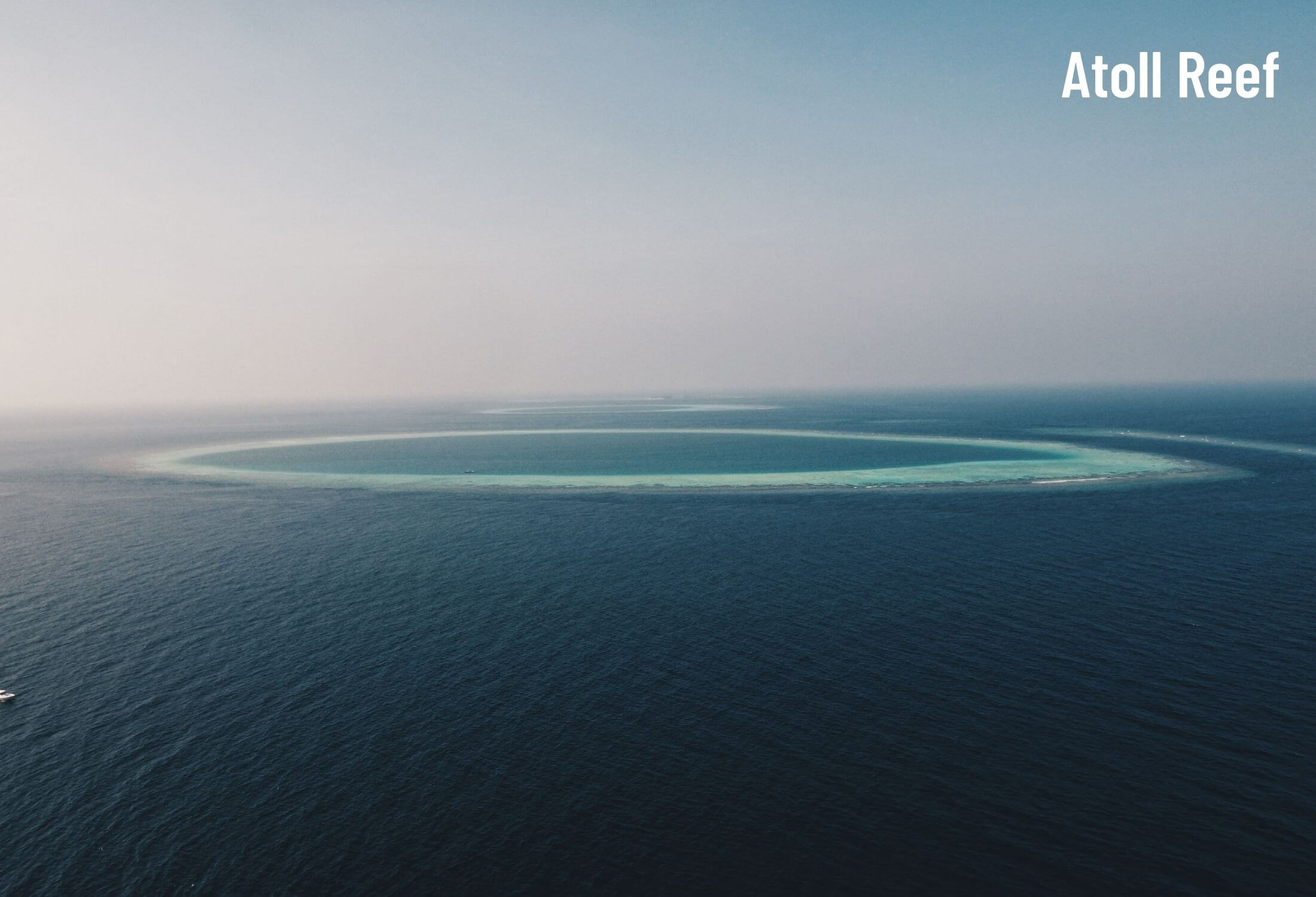 atoll reef