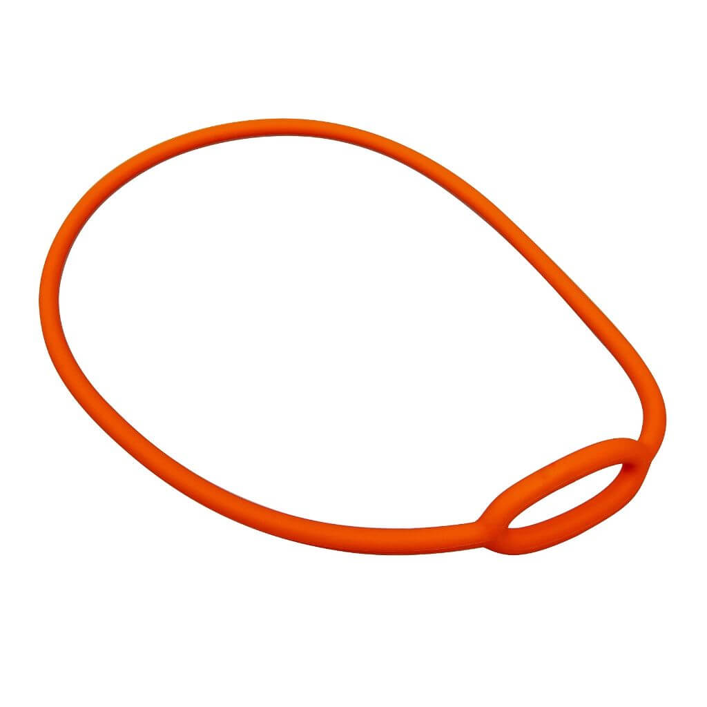 octo necklace orange