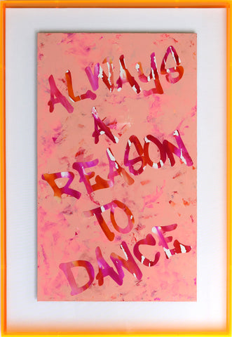 Always A Reason to Dance by Julie Pelaez