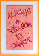 Always a Reason to Dance (In Upcoming Brushes with Cancer Art Auction)