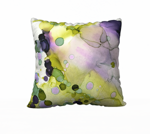 """Elation"" Throw Pillow"