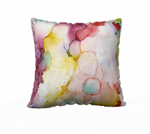 """First Light"" 18"" x 18"" Throw Pillow"