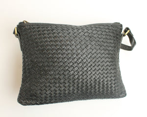 Sac Beaded Vintage - Cuir Fait Main - Local