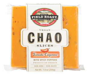 Chao Creamery Tomato Cayenne Slices (cheese)