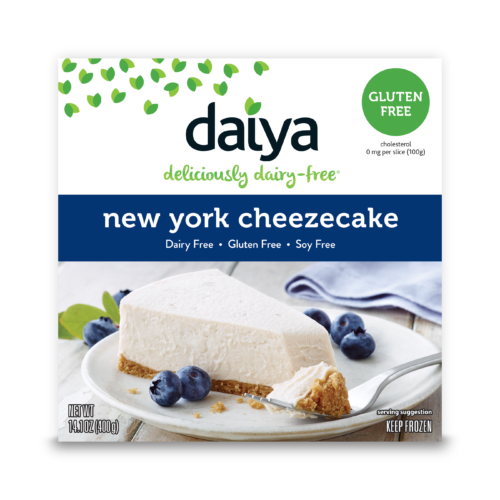Daiya New York Cheezecake (cheesecake)